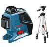 Лазерный нивелир GLL 3-80 P + BS 150 BOSCH
